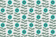 Fabrics - currently in stock/want / by Paper Miniskirt/Kristi Pamperin