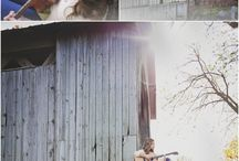Country girl photography