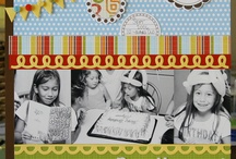 Scrapbooking-Birthdays / by Lisa Meyer