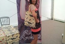 Celebs at the Noughties Popfest! / Some celebrities that came to visit Ruby Rocks whilst at Popfest!