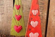 ξυλινα χριστουγεννιατικα δεντρα