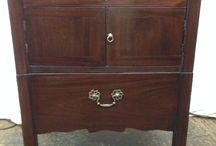 Bedroom furniture / Bedside cabinet, commodes