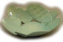 Slab pottery