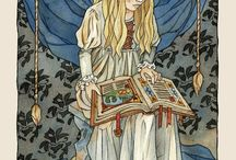 dreamy illustrations