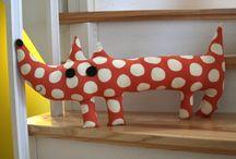 Ręcznie wykonane, autorskie zabawki / Zabawki, maskotki, przytulaki. Projekt autorski TIU-TIU hand craft. Prace wykonane są w 100% ręcznie, szyte z bawełny, wypełnione włókami z poliestru.