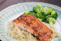 Dinner Ideas - Fish