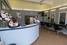 Salon Makeover / Our fabulous & lovely new look
