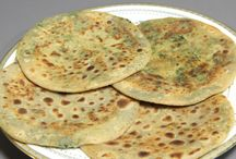 Wonderful Methi recipes. / Here are some wonderful recipes made with methi.