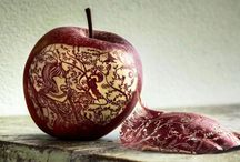 Owocowe wycinanki