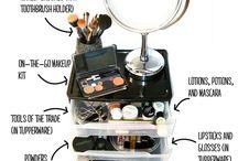 Makeup & diy