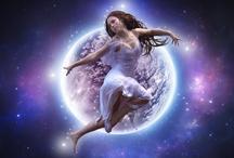 Enchanted / Fairies, Ghosts, Mermaids, Gnomes, Magic - I love all things enchanted!