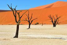 Travel - Namibia