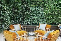 Luxe outdoor living