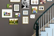Stairwell Art / by Canvas World