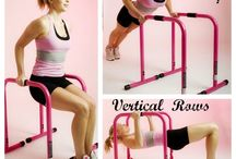 Equalizer workouts