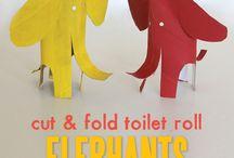 tvoření z toaletní ruličky