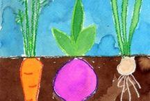 verdure e colore