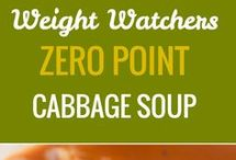 Zero points cabbage soup