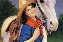 Cowgirls of  North America   / USA, Canada and México / by Gloria Villamarzo