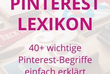 Bloggen und Pinterest / Alles rund um´s Bloggen, Food Photography und Pinterest