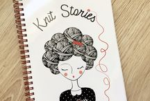 Knit stories