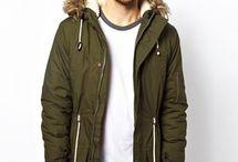 Coats and Jackets / Coats, jackets and all kind of sweatshirts.
