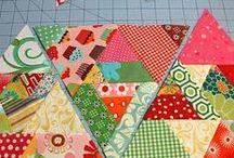 60 graden crumb quilt