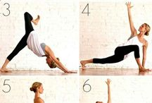 Exercise. Yoga. Strengthen. Body