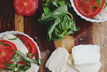 CAPRESE • CRAVINGS / by D • Taylor