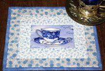 tea tray cloth
