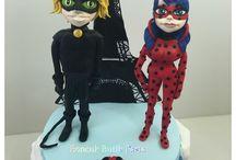 Miraculous Ladybug / Cake