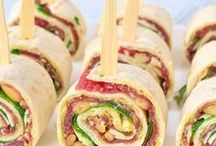 Carpaccio wraps