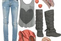 fashionista?...yaa right / by Jess Barz