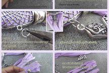 украшение шарфов