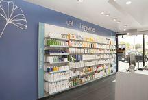farmacia interior design