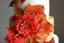 Autumnal Cakes