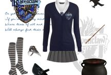 Ravenclaw and other HP stuff