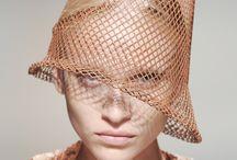 scenographic head accessories