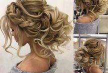Düğün saç modelleri