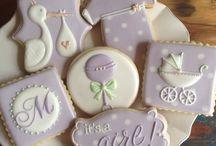 Baby cookies ideas