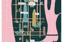 Térképek / kreatív térképfelhasználás