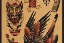 Neo-Traditional Tattoos