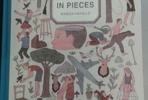 In pieces di Marion Fayolle, Nobrow 2013