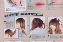 hairstyle makeup