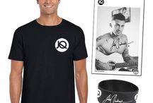 Jake Quickenden Merchandise
