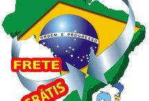 Frete Grátis / Todo o site com frete grátis confira em nosso site www.meueva.com.br