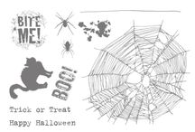 SU Bite Me Photopolymer Stamp Set / This board features a variety of ideas for cards and crafts you can make this Halloween using the newest clear mount stamp set - Bite Me. See the stamp set thumbnail image for more details and a link to purchase this awesome stamp set before Halloween!