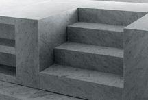 Monochrome / Black & white marble inspiration.