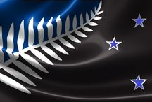 New Flag of New Zealand / New Flag of New Zealand