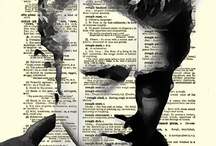 Art on Book Pages